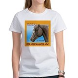 horse burger Tee