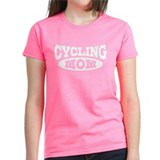 Cycling Mom Tee