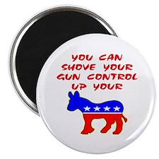 Shove Your Gun Control Magnet