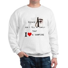 Cool Vampires Sweatshirt