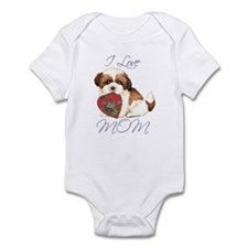 Shih Tzu Mom Infant Bodysuit