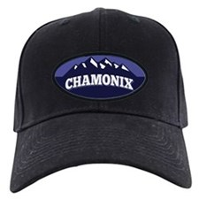 Chamonix Midnight Baseball Hat