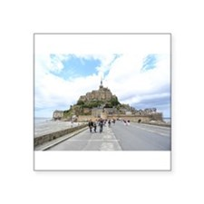 Mont St. Michel, Normandie France Sticker