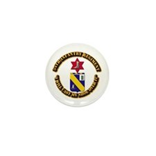 COA - 54th Infantry Regiment Mini Button