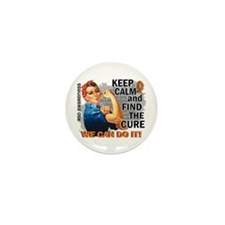 Rosie Keep Calm RSD Mini Button (10 pack)