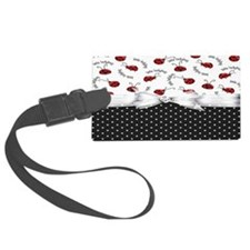 Little Ladybugs Luggage Tag