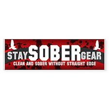SSG Bumper Car Sticker