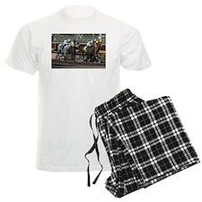 The Finish Line Pajamas