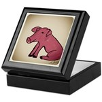 Piggy Keepsake Box
