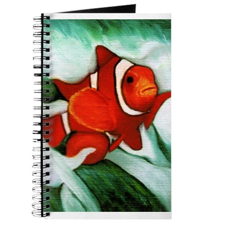 clown fish Journal