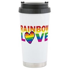 Marriage Equality - Gay Pride Ceramic Travel Mug
