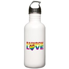 Marriage Equality - Gay Pride Water Bottle