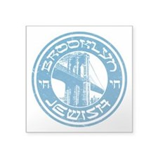 Brooklyn New York Jewish Sticker