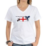 Spirit of St. George White Tee (Approx £13.50) T-S