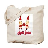 Hyv&#228;&#228; Joulua Twins Tote Bag