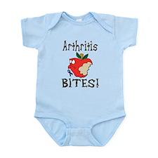 Arthritis Bites Infant Bodysuit
