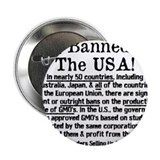 "Not Banned In The USA! 2.25"" Button"