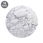 """Marble 3.5"""" Button (10 pack)"""