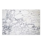 Marble Postcards (Package of 8)