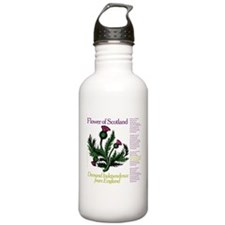 Flower Sports Water Bottle