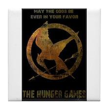 the hunger games Tile Coaster