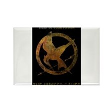 the hunger games Rectangle Magnet