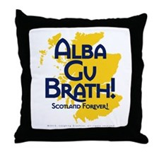 Alba Throw Pillow