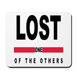 LOST Mousepad