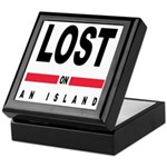 LOST Keepsake Box