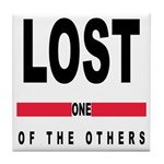 LOST Tile Coaster