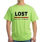 LOST Green T-Shirt