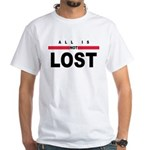 LOST White T-Shirt