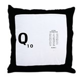 Quartermaster Throw Pillow