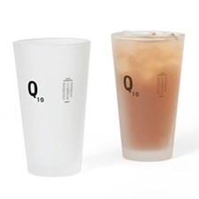 Quartermaster Drinking Glass