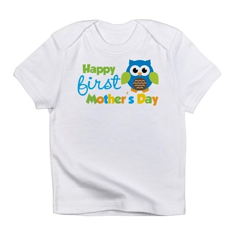 1st Mothers Day Infant Tee