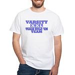 Varsity Texas Hold 'Em Team White T-Shirt