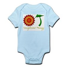 Flower Power OT Body Suit