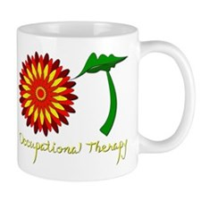 Flower Power OT Small Mug