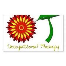 Flower Power OT Decal