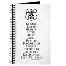 US Route 66 - Illinois Journal
