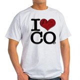 I [heart] Colorado: COitus T-Shirt