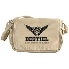 Destiel Quote Series 29 Messenger Bag