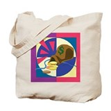 Money Bag Tote Bag