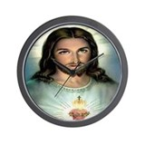 Sacred Heart Wall Clock