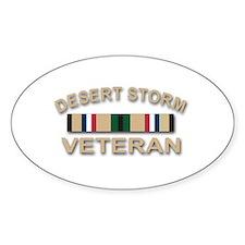 Desert Storm Decal
