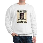 Wanted Someone To Love Sweatshirt