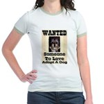 Wanted Someone To Love Jr. Ringer T-Shirt
