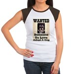 Wanted Someone To Love Women's Cap Sleeve T-Shirt