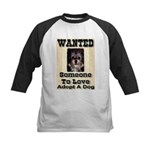Wanted Someone To Love Kids Baseball Jersey