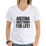Arizona Directioner for Life V-Neck T-Shirt
